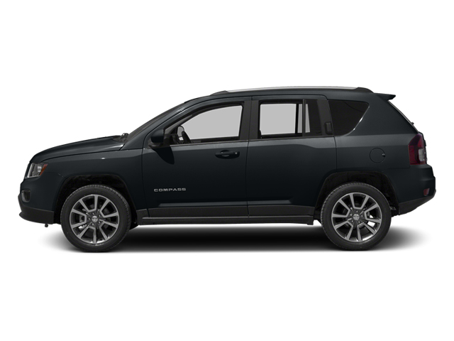 Maximum Steel Metallic Clearcoat 2014 Jeep Compass Pictures Compass Utility 4D Altitude 4WD photos side view