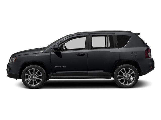 Granite Crystal Metallic Clearcoat 2014 Jeep Compass Pictures Compass Utility 4D Altitude 4WD photos side view