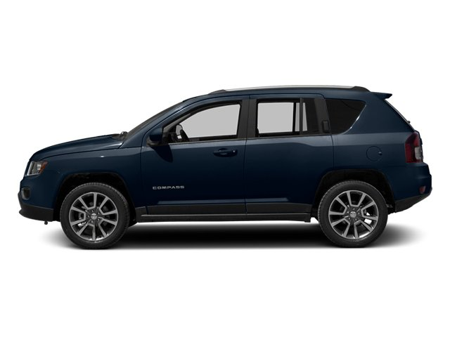True Blue Pearlcoat 2014 Jeep Compass Pictures Compass Utility 4D Altitude 4WD photos side view