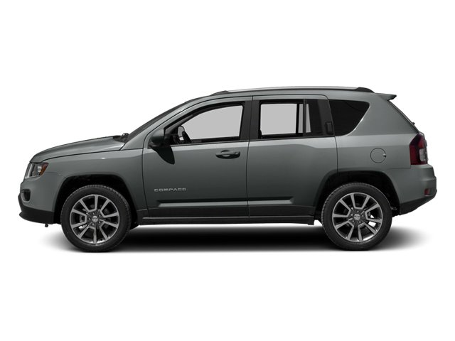 Mineral Gray Metallic Clearcoat 2014 Jeep Compass Pictures Compass Utility 4D Altitude 4WD photos side view