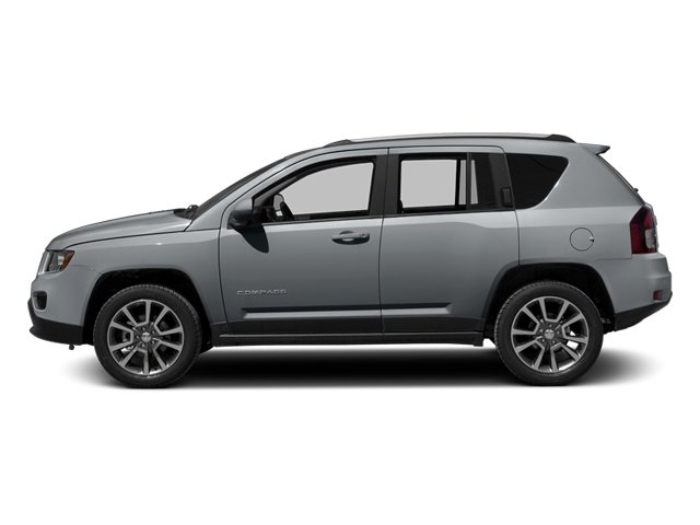 Billet Silver Metallic Clearcoat 2014 Jeep Compass Pictures Compass Utility 4D Altitude 4WD photos side view
