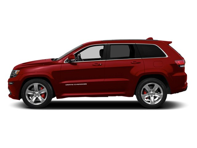 Redline 2 Coat Pearl 2014 Jeep Grand Cherokee Pictures Grand Cherokee Utility 4D SRT-8 4WD photos side view