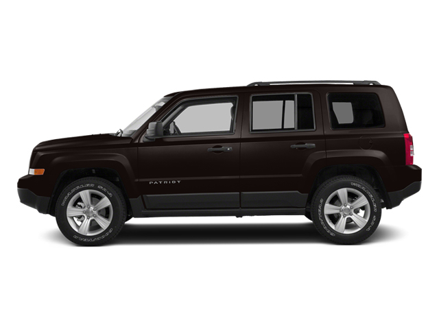 Rugged Brown Pearlcoat 2014 Jeep Patriot Pictures Patriot Utility 4D Latitude 4WD photos side view