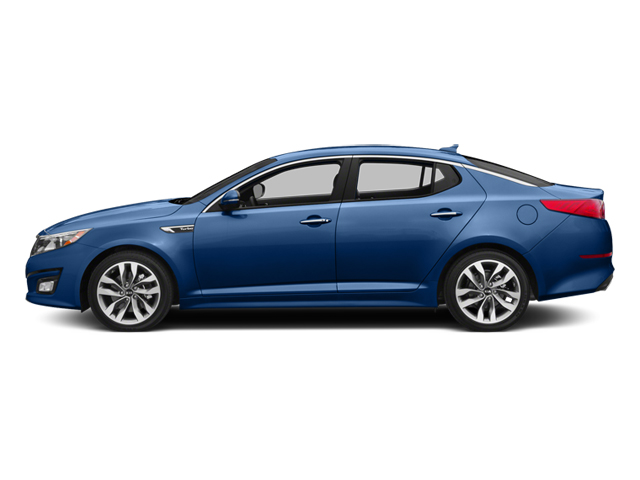Corsa Blue 2014 Kia Optima Pictures Optima Sedan 4D SX Limited I4 Turbo photos side view