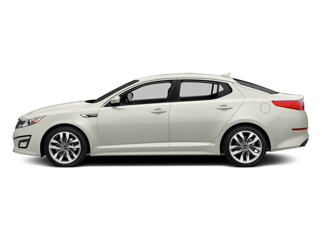Snow White Pearl 2014 Kia Optima Pictures Optima Sedan 4D SX Limited I4 Turbo photos side view