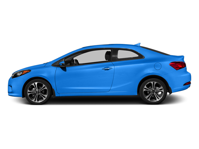 Abyss Blue 2014 Kia Forte Koup Pictures Forte Koup Coupe 2D EX I4 photos side view