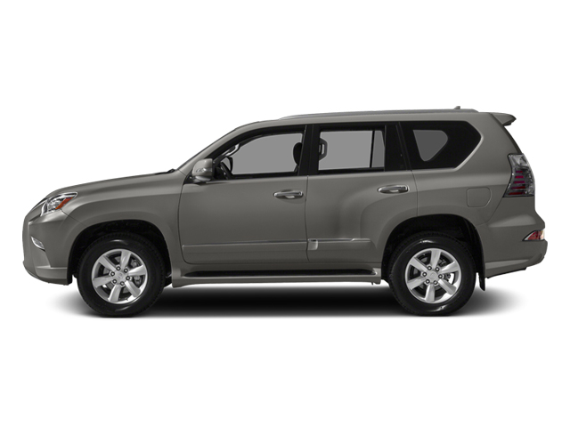 Knights Armor Pearl 2014 Lexus GX 460 Pictures GX 460 Utility 4D Luxury 4WD V8 photos side view
