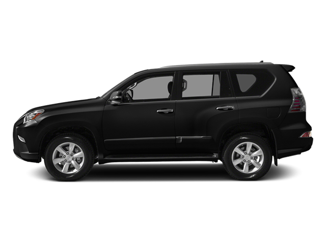 Black Onyx 2014 Lexus GX 460 Pictures GX 460 Utility 4D Luxury 4WD V8 photos side view