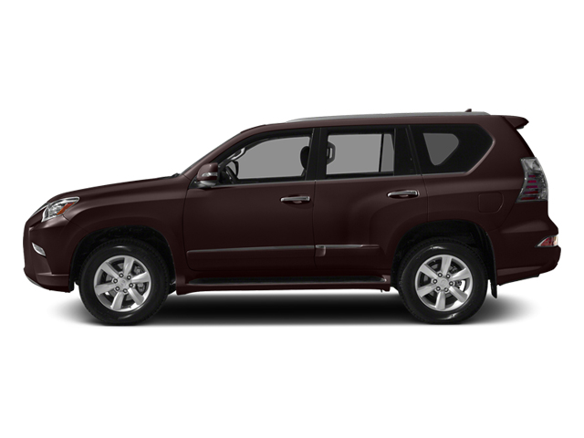 Fire Agate Pearl 2014 Lexus GX 460 Pictures GX 460 Utility 4D Luxury 4WD V8 photos side view