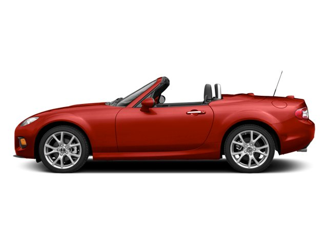 True Red 2014 Mazda MX-5 Miata Pictures MX-5 Miata Convertible 2D Club I4 photos side view