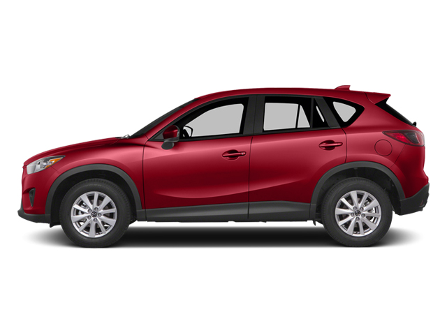 Soul Red Metallic 2014 Mazda CX-5 Pictures CX-5 Utility 4D GT 2WD I4 photos side view