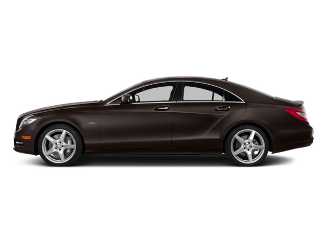 Cuprite Brown Metallic 2014 Mercedes-Benz CLS-Class Pictures CLS-Class Sedan 4D CLS550 photos side view