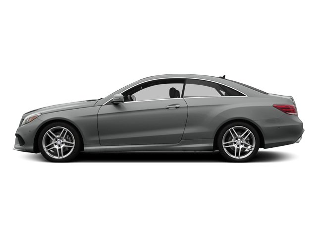 Palladium Silver Metallic 2014 Mercedes-Benz E-Class Pictures E-Class Coupe 2D E350 AWD V6 photos side view