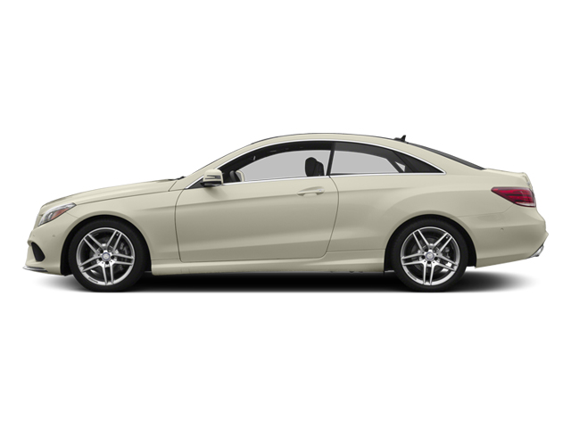 Diamond White Metallic 2014 Mercedes-Benz E-Class Pictures E-Class Coupe 2D E350 AWD V6 photos side view