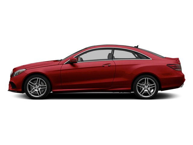 Mars Red 2014 Mercedes-Benz E-Class Pictures E-Class Coupe 2D E550 V8 Turbo photos side view
