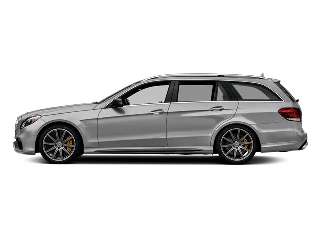 designo Magno Alanite Gray (Matte Finish) 2014 Mercedes-Benz E-Class Pictures E-Class Wagon 4D E63 AMG S AWD V8 Turbo photos side view