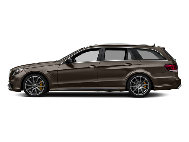 Dolomite Brown 2014 Mercedes-Benz E-Class Pictures E-Class Wagon 4D E63 AMG S AWD V8 Turbo photos side view