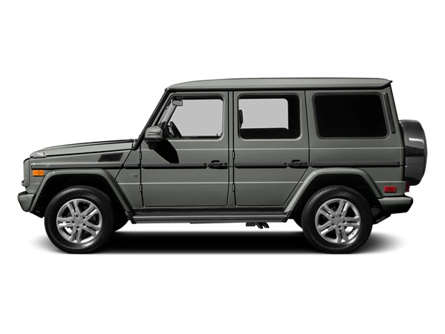 designo Magno Platinum (Matte Finish) 2014 Mercedes-Benz G-Class Pictures G-Class 4 Door Utility 4Matic photos side view