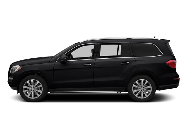 Black 2014 Mercedes-Benz GL-Class Pictures GL-Class Utility 4D GL450 4WD V8 photos side view