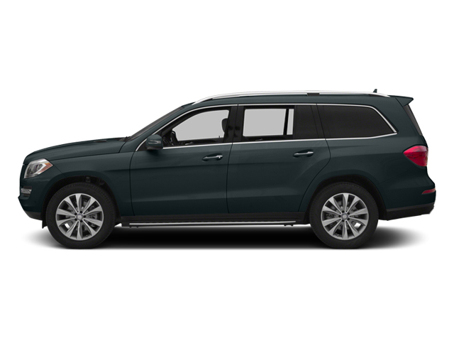 Steel Gray Metallic 2014 Mercedes-Benz GL-Class Pictures GL-Class Utility 4D GL450 4WD V8 photos side view