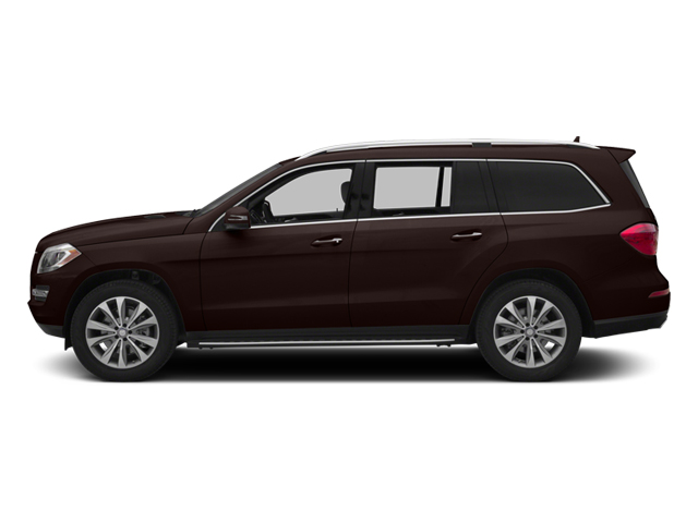 Dakota Brown Metallic 2014 Mercedes-Benz GL-Class Pictures GL-Class Utility 4D GL450 4WD V8 photos side view