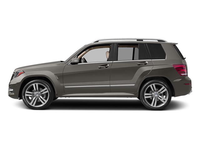 Pebble Gray 2014 Mercedes-Benz GLK-Class Pictures GLK-Class Utility 4D GLK350 2WD V6 photos side view
