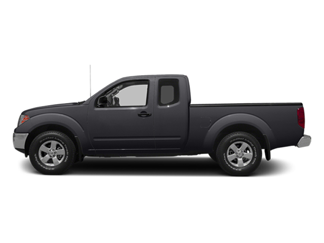 Night Armor 2014 Nissan Frontier Pictures Frontier King Cab SV 2WD photos side view
