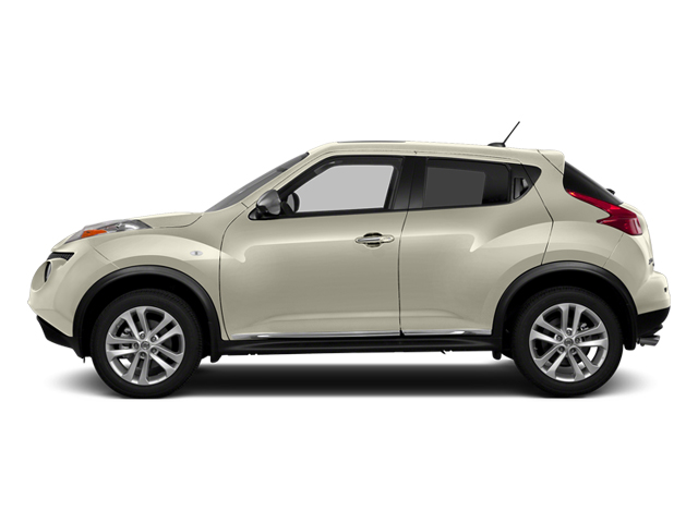 White Pearl 2014 Nissan JUKE Pictures JUKE Utility 4D NISMO 2WD I4 Turbo photos side view