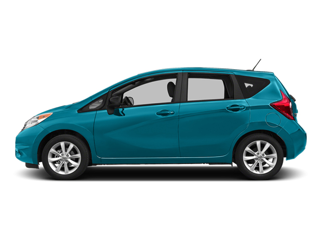 Metallic Peacock 2014 Nissan Versa Note Pictures Versa Note Hatchback 5D Note S Plus I4 photos side view