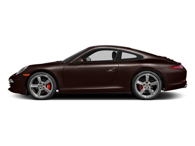 Mahogany Metallic 2014 Porsche 911 Pictures 911 Coupe 2D Turbo AWD H6 photos side view