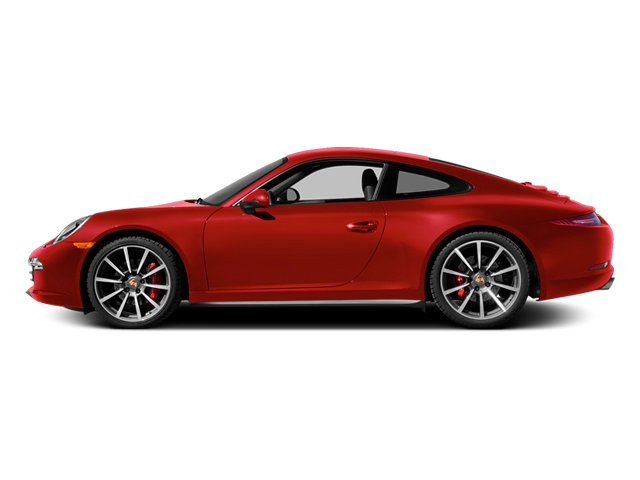 Guards Red 2014 Porsche 911 Pictures 911 Coupe 2D 4S AWD H6 photos side view