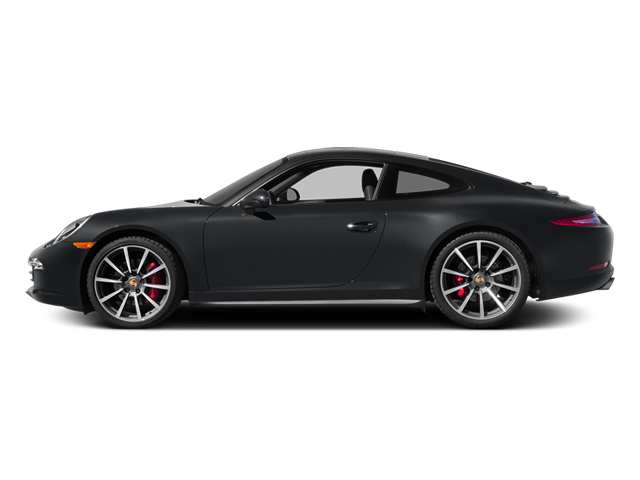 Basalt Black Metallic 2014 Porsche 911 Pictures 911 Coupe 2D 4 AWD H6 photos side view