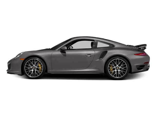 Agate Gray Metallic 2014 Porsche 911 Pictures 911 Coupe 2D Turbo S AWD H6 photos side view