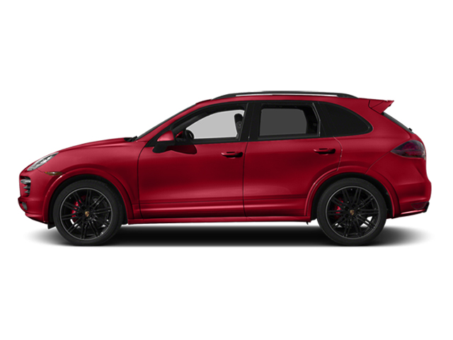 Carmine Red 2014 Porsche Cayenne Pictures Cayenne Utility 4D GTS AWD V8 photos side view