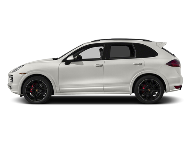 White 2014 Porsche Cayenne Pictures Cayenne Utility 4D GTS AWD V8 photos side view