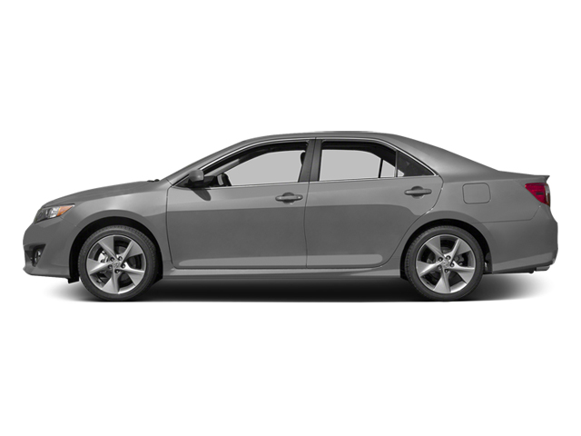 Classic Silver Metallic 2014 Toyota Camry Pictures Camry Sedan 4D LE I4 photos side view