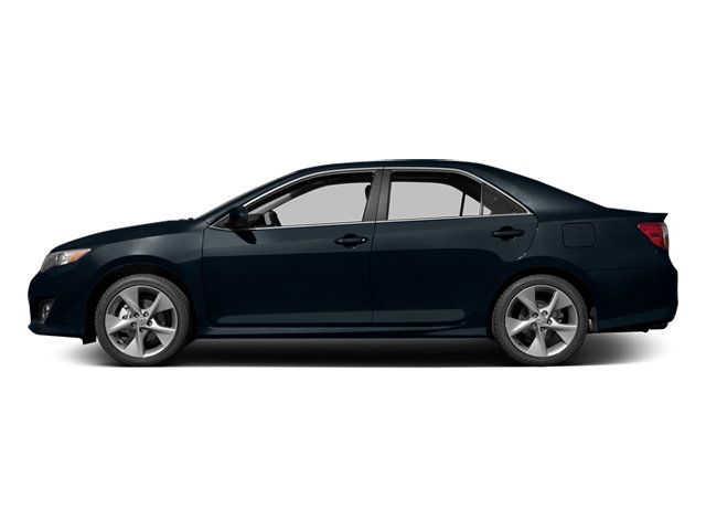 Cosmic Gray Mica 2014 Toyota Camry Pictures Camry Sedan 4D LE I4 photos side view