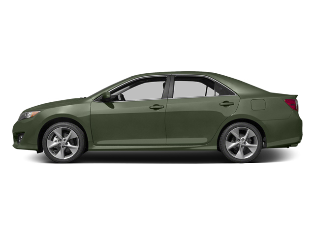 Cypress Pearl 2014 Toyota Camry Pictures Camry Sedan 4D LE I4 photos side view