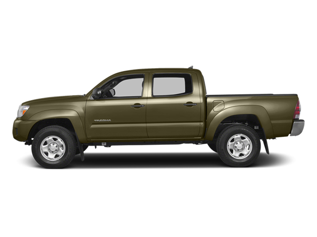 Pyrite Mica 2014 Toyota Tacoma Pictures Tacoma Base 4WD V6 photos side view