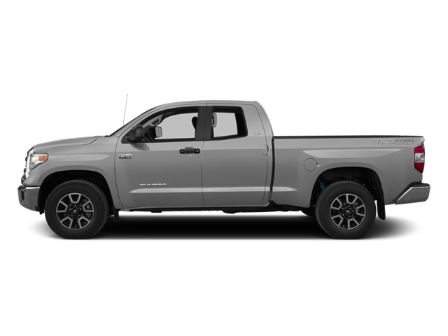 Silver Sky Metallic 2014 Toyota Tundra 4WD Truck Pictures Tundra 4WD Truck Limited 4WD 5.7L V8 photos side view