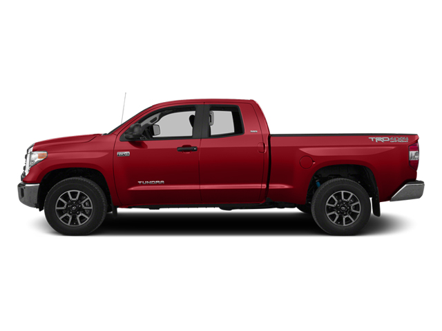 Barcelona Red Metallic 2014 Toyota Tundra 4WD Truck Pictures Tundra 4WD Truck Limited 4WD 5.7L V8 photos side view