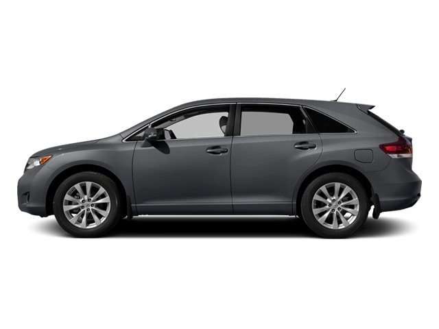 Magnetic Gray Metallic 2014 Toyota Venza Pictures Venza Wagon 4D LE 2WD I4 photos side view