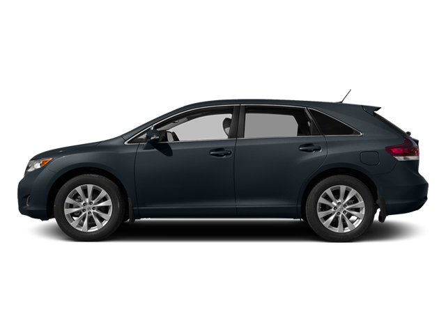 Cosmic Gray Mica 2014 Toyota Venza Pictures Venza Wagon 4D LE 2WD I4 photos side view