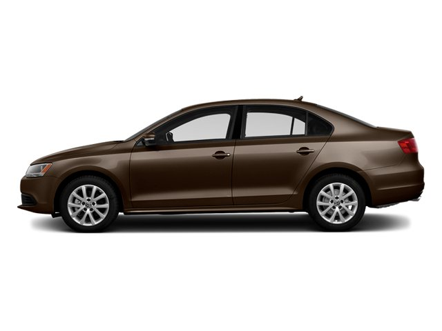 Toffee Brown Metallic 2014 Volkswagen Jetta Sedan Pictures Jetta Sedan 4D TDI I4 photos side view