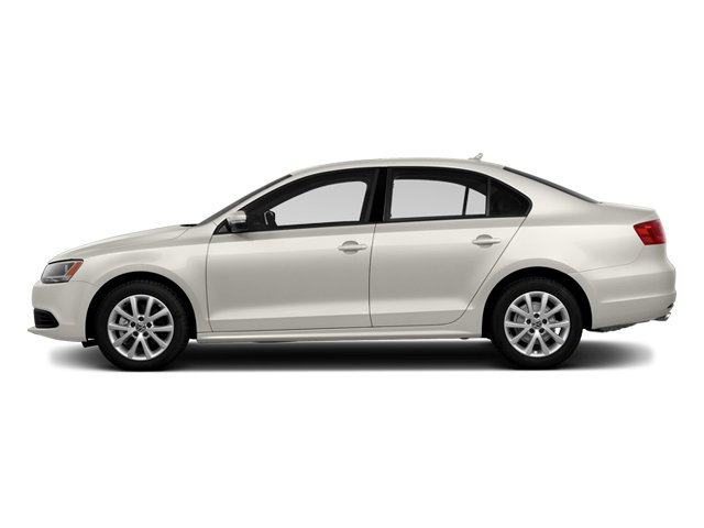 Candy White 2014 Volkswagen Jetta Sedan Pictures Jetta Sedan 4D TDI I4 photos side view