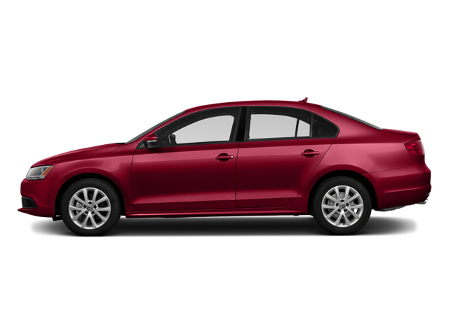 Tornado Red 2014 Volkswagen Jetta Sedan Pictures Jetta Sedan 4D TDI I4 photos side view