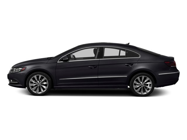 Deep Black Pearl 2014 Volkswagen CC Pictures CC Sedan 4D Sport I4 Turbo photos side view