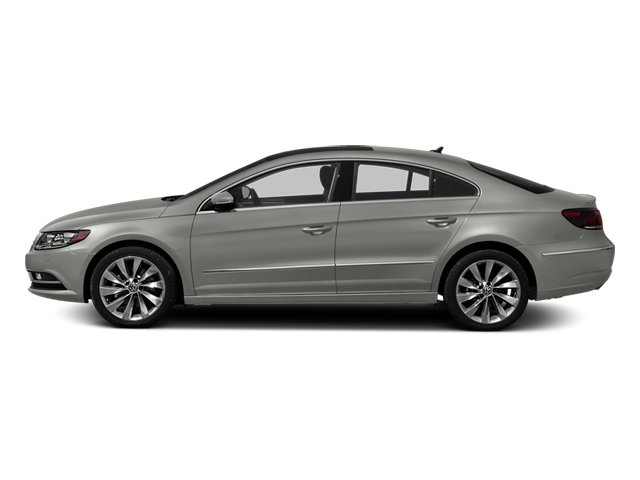Reflex Silver Metallic 2014 Volkswagen CC Pictures CC Sedan 4D Sport I4 Turbo photos side view