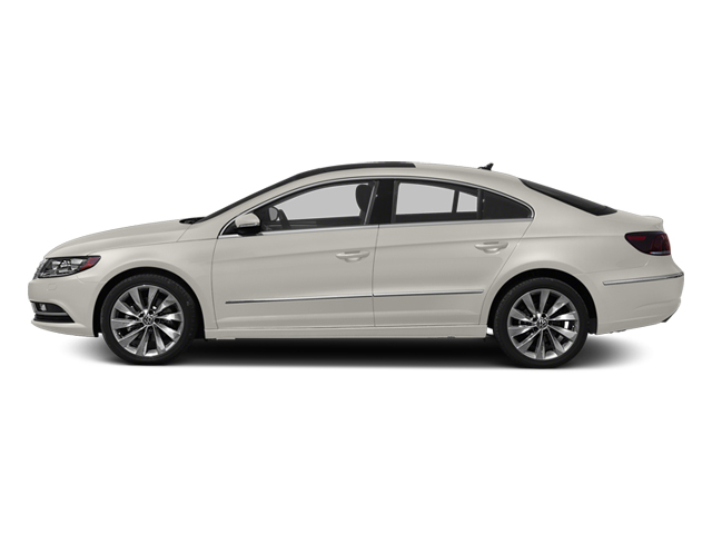 Candy White 2014 Volkswagen CC Pictures CC Sedan 4D Sport I4 Turbo photos side view