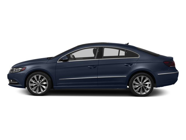 Night Blue Metallic 2014 Volkswagen CC Pictures CC Sedan 4D Sport I4 Turbo photos side view